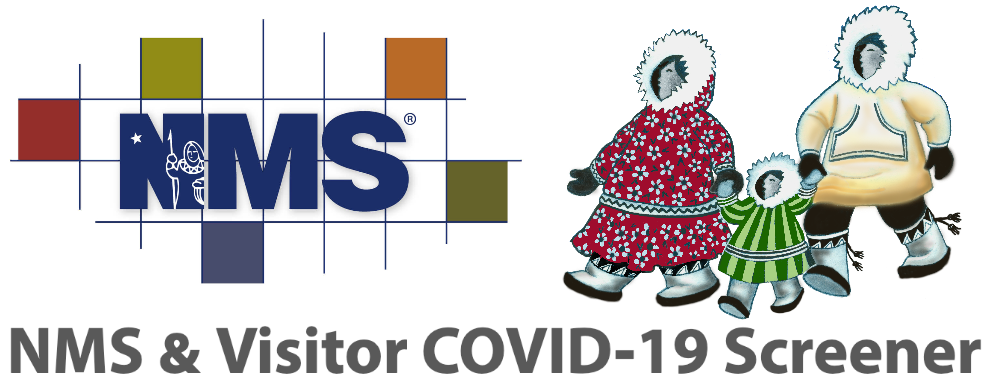 NMS & Visitor COVID Screener